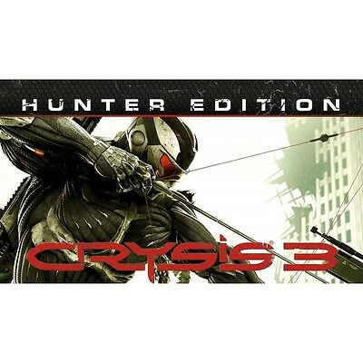 Contenuto aggiuntivo DLC HUNTER EDITION per CRYSIS 3 PS3 Playstation 3