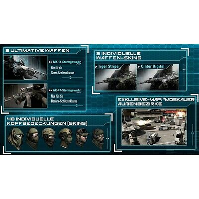 Contenuto DLC SIGNATURE EDITION per GHOST RECON FUTURE SOLDIER PS3 Playstation 3