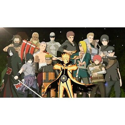 DLC Pacchetto Costumi per NARUTO SHIPPUDEN REVOLUTION PS3 Playstation 3