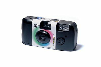 Fujifilm Simple Ace 400 - 39exp Disposable Camera - FLAT-RATE SHIPPING!