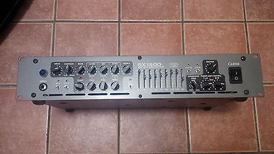 Carvin BX1500 Bass Guitar Amp Head Made in the USA