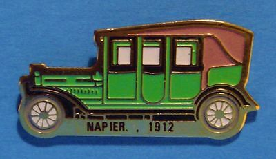Napier (1912) - Antique Car - Old Car - Lapel Pin - Hat Pin