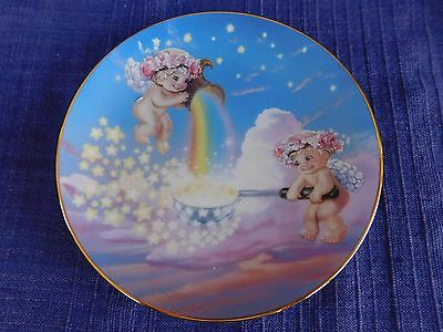 """Dreamsicles """"STAR MAGIC"""" LIMITED EDITION #2756A Hamilton Collection Plate"""