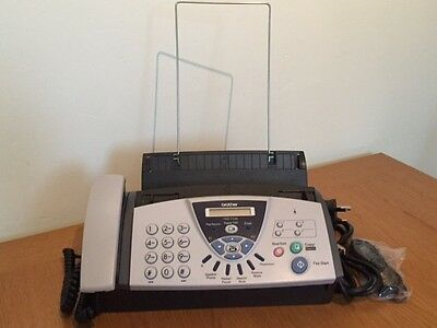 Brother FAX-T106 Fax/Telephone/Answering machine.