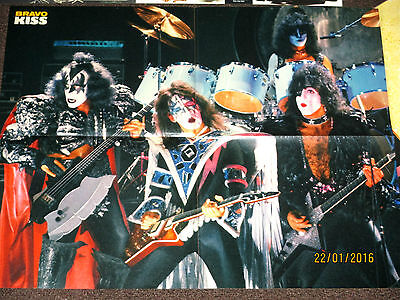 KISS Unmasked Tour   poster