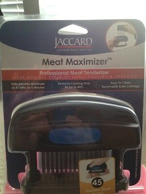 Meat Tenderizer 45 Blade Brand New!