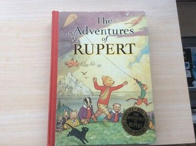 The Adventures of Rupert (Bear) - 1939 Reproduction/Fascimile
