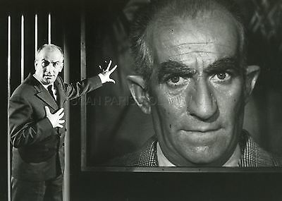 Louis De Funes Fantômas Se Dechaine  1965 Vintage Photo Original Tv #1