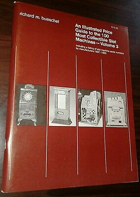Illustrated Guide 100 Slot Machine Book Vol 3 Richard Bueschel last1