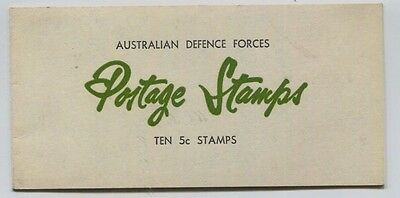 Australia Military Post Booklet SG #MB2 Complete Mint £50