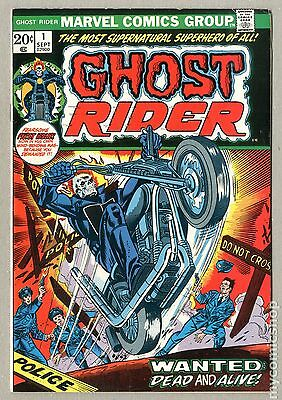 Ghost Rider (1973 1st Series) #1 VG/FN 5.0