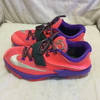 Youth Nike Kd #35 Kevin Durant Basketball Shoes ( Size 5Y ) Rare !!