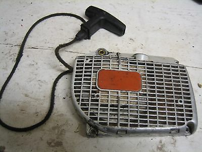 Stihl 044 Petrol Chainsaw - Genuine Pull Start For Spares (Ii)