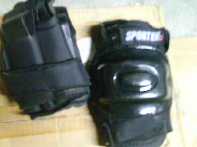Sportex protective gear  knee / wrist pads Youth Large
