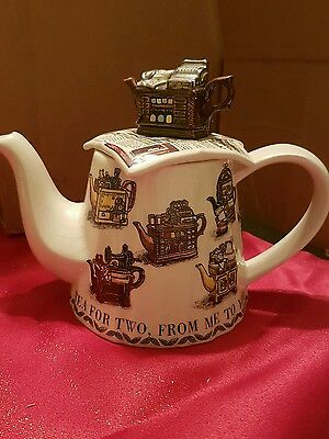 Paul Cardew tea for two teapot