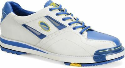 Men's Storm SP900-8 White/Blue/Yellow Interchangeable Bowling Shoes NEW!!!