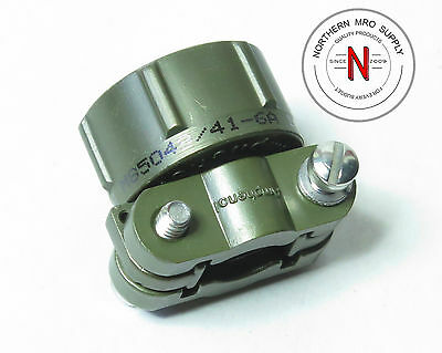 Amphenol M85049/41-6A Clamp Connector