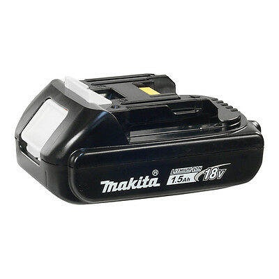 NEW MAKITA 18V 18 VOLT LITHIUM-ION 1.5Ah 27Wh LXT BATTERY BL1815N (BATTERY ONLY)