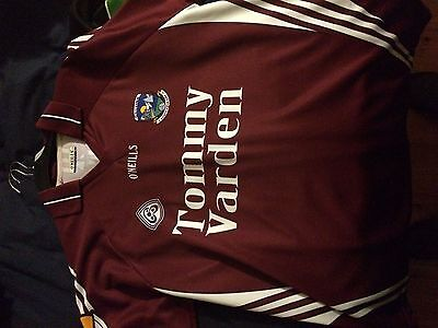 Galway Jersey, Extra Large, GAA Ireland