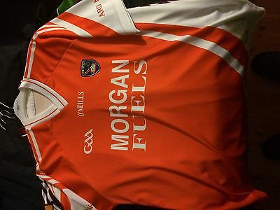 Armagh Jersey, Extra Large, GAA Ireland