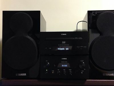 Yamaha Blu-Ray Disc Player 80-940 + Receiver R-840 - Audio 2.1 - Telecomando