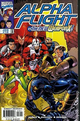 Alpha Flight (1997 2nd Series) #18 FN