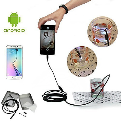 Endoscope Inspection Camera Borescope for Smart Android Phone