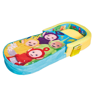 Teletubbies My First ReadyBed - Childs Travel Airbed & Sleeping Bag In One