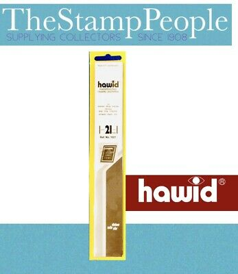 Hawid Stamp Strip 21mm - Black Mounts ~ONLY £6.95 + FREE UK DELIVERY!! ⭐️⭐️⭐️