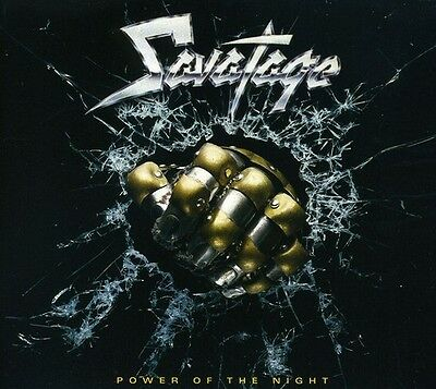 Savatage - Power of the Night [New CD] Germany - Import