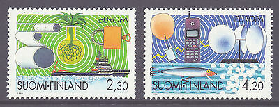 FINLAND 1994 stamps Europa Discoveries um (NH) mint