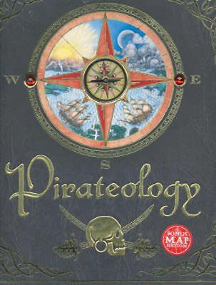 Pirateology by Dugald Steer Hardcover Book Free Shipping!