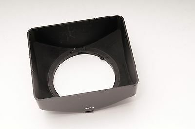 Sonnenblende Bronica 75mm lens hood for the early lens (with 58mm filter thread)