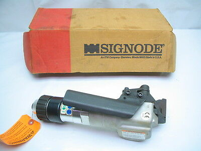 """NEW Signode PN2-114 Pneumatic Strapping Tensioner 3/4"""" to 1-1/4"""" Steel Banding"""