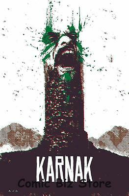 Karnak #6 (2017) 1St Printing Bagged And Boarded