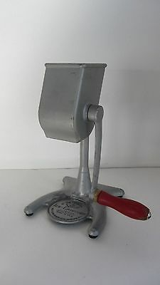 1950's National  Ice Crusher Made In Chicago