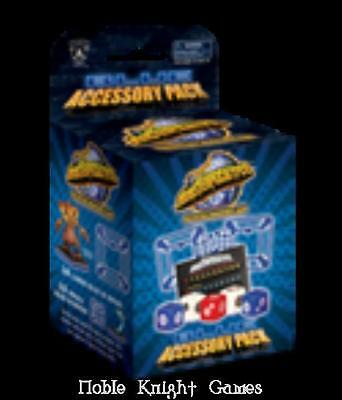 Privateer Monsterpocalypse Series #1 - Accessory Pack, Blue NM