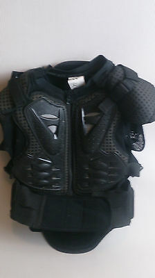 Fox Titan Sport Adult Sleeveless Pressure Body Suit Motocross MTB Armour Small