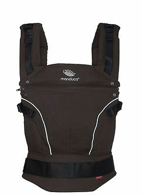 Manduca Baby Carrier (Coffee Brown) Free Shipping!