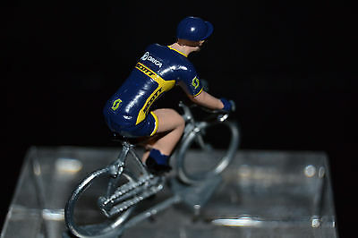 Orica Scott 2017 - Petit cycliste Figurine - Cycling figure