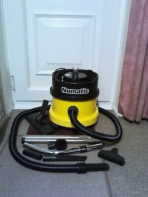 Numatic Henry Grey Commercial Bagged Vacuum Cleaner C/W New Tools And Bags