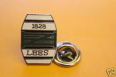 J W Lees Brewery BEER BARREL PIN BADGE