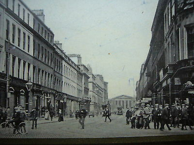 DUNDEE REFORM STREET postcard early 1900s