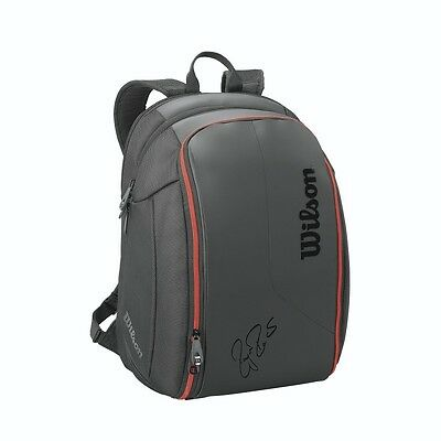 Wilson Federer DNA Tennis Back Pack -Black