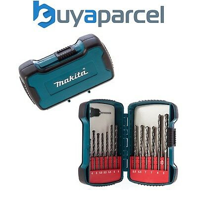 Makita P-51889 13 Piece Performance TCT Masonry Drill Bit Set + Case