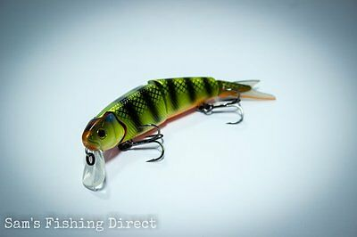 Savage Gear 4play Lowrider Perch 9.5cm Perch Pike Lure Fishing