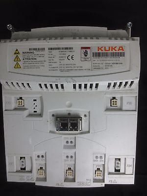 KUKA SERVO PACK KSP 600-3X64 00160155,  with warranty good for krc4