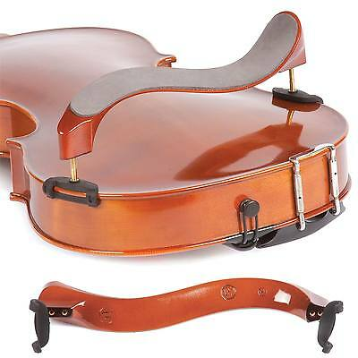 "Mach One Hook Maple Wood 16""-16.5"" Viola Shoulder Rest"