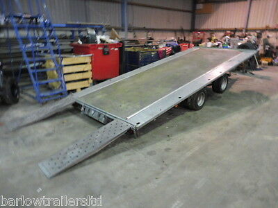 USED IFOR WILLIAMS TB4621-302 Trailer - 3000kg gross