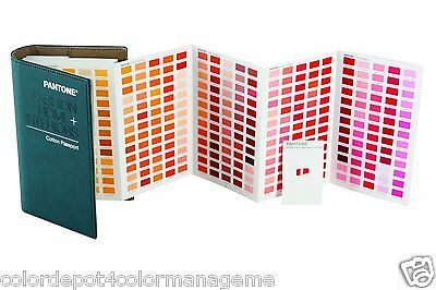 PANTONE Cotton Passport Fashion, Home + Interiors FHIC200 – with new colors